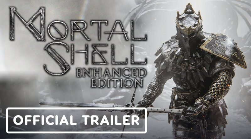 Mortal Shell: Enhanced Edition in arrivo su PlayStation 5 e Xbox Series X/S
