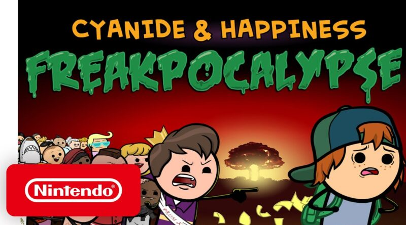 Cyanide & Happiness – Freakpocalypse in arrivo l'11 marzo!