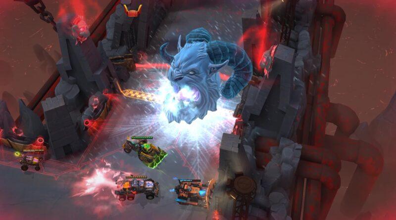 Heavy Metal Machines arriverà su console il 23 febbraio