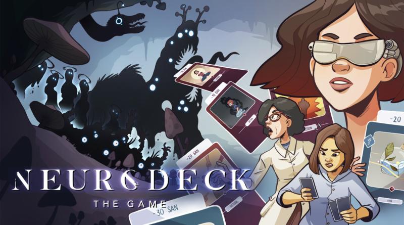 Neurodeck: il costruttore di mazzi dark fantasy in uscita su PC + Switch