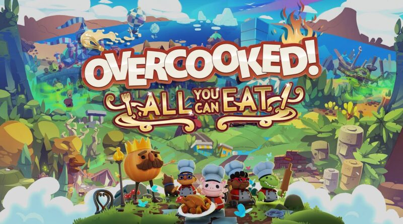 Overcooked! All You Can Eat sarà disponibile su PC e su tutte le console dal 23 marzo