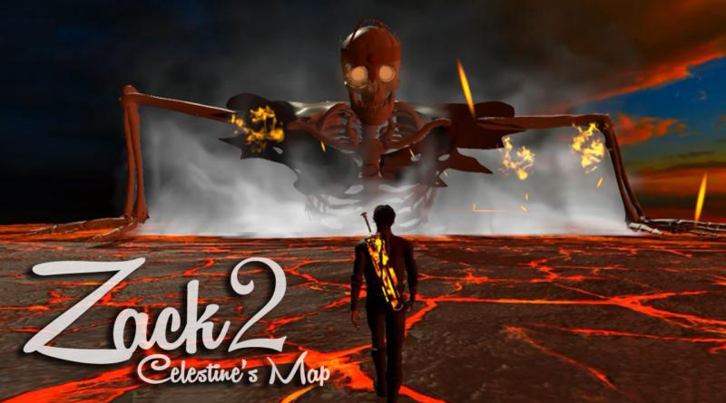 Zack 2: Celestine's Map su PC sarà disponibile a marzo