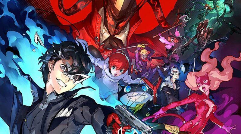 Persona 5 Strikers - Trailer di Liberate Hearts