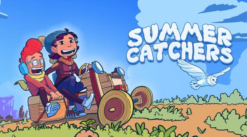 Summer Catchers Videorecensione SWITCH