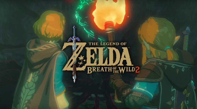 Zelda Breath of the Wild 2: rivenditore svela la presunta finestra di lancio.