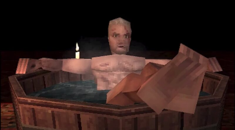 The Witcher 3 Wild Hunt in un video demake PS1