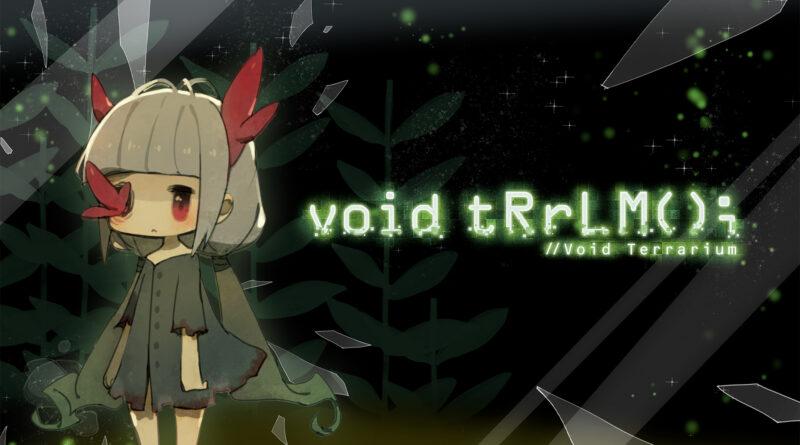 Void Terrarium ++ arriverà su PS5 il 18 maggio!