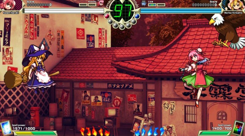 Touhou Hyouibana ~ Antinomy of Common Flowers, in arrivo su Nintendo Switch e PS4 il 22 aprile