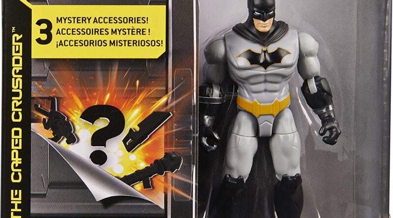 Action figures da 30 cm della collezione DC Batman – Recensione