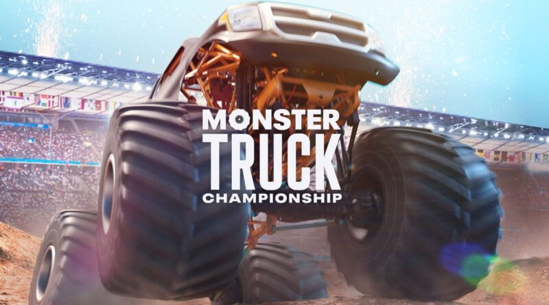 Monster Truck Championship PS5- Recensione