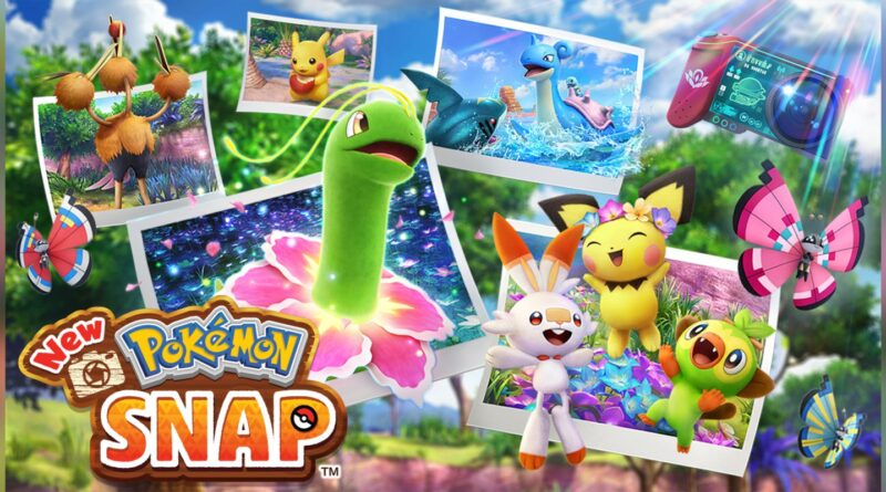 Recensione New Pokémon Snap