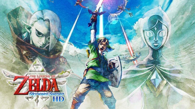 I controlli di movimento di The Legend of Zelda: Skyward Sword HD sono 'più fluidi e intuitivi rispetto alla versione originale'