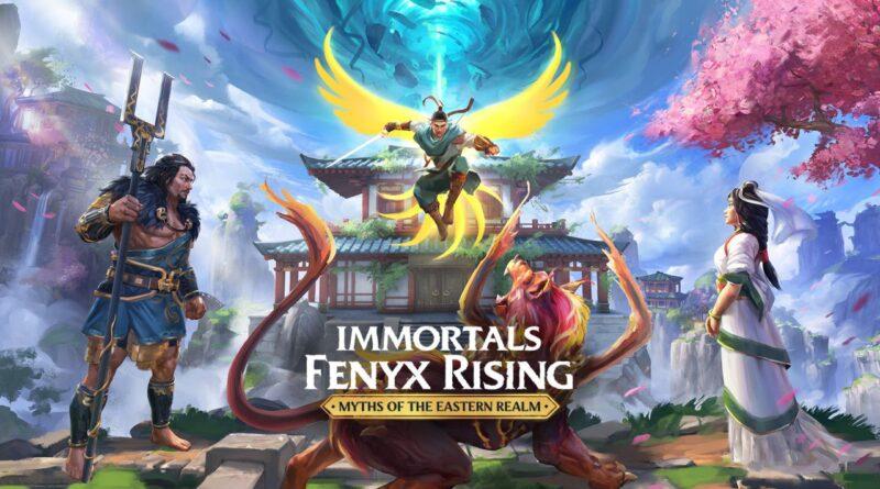 """Immortals Fenyx Rising """"Miti del regno d'Oriente"""" Recensione"""
