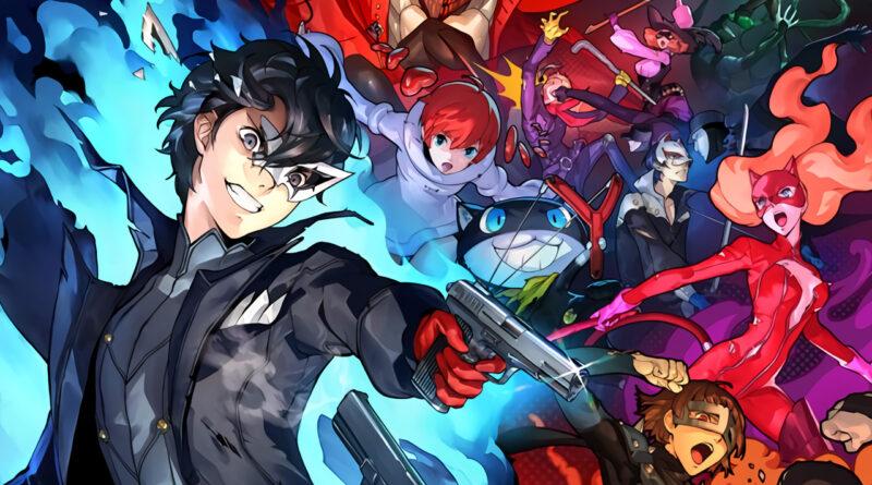Persona 5 potrebbe presto essere diretto a Xbox