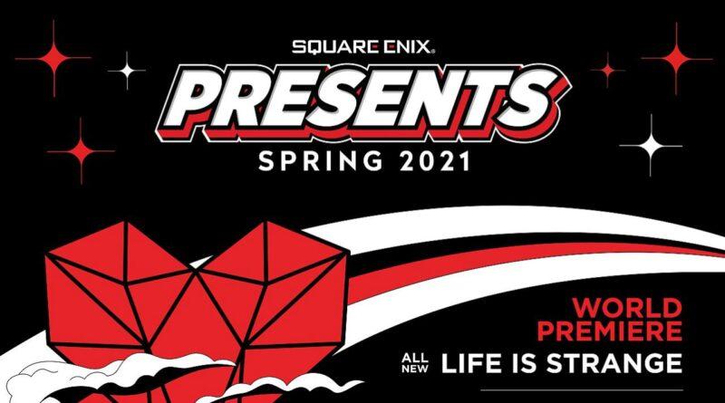 Square Enix avrà uno show tutto suo! Ecco dove vederlo e quando.