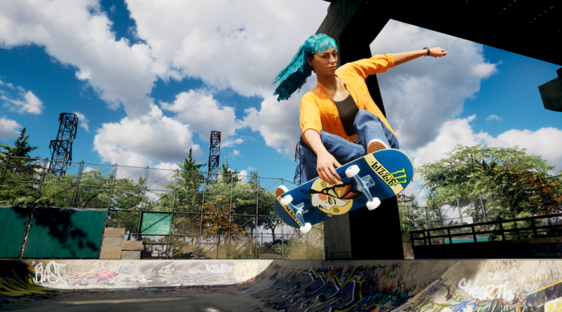 Tony Hawk's Pro Skater 1+2: arriva un ultr-HD disponibile ora per console next-gen