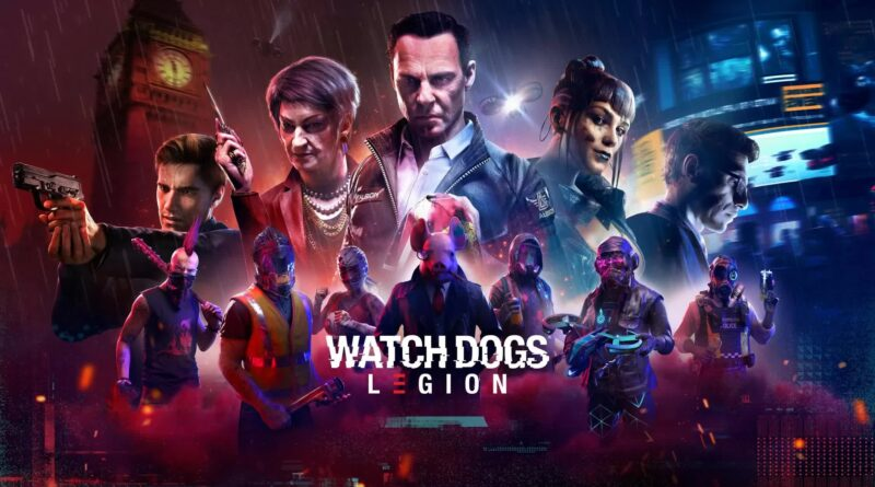 Watch Dogs: Legion è finalmente disponibile la modalità online