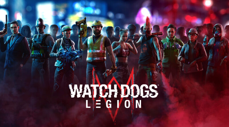 WATCH DOGS: LEGION PROVATELO GRATIS  DAL 25 AL 29 MARZO.
