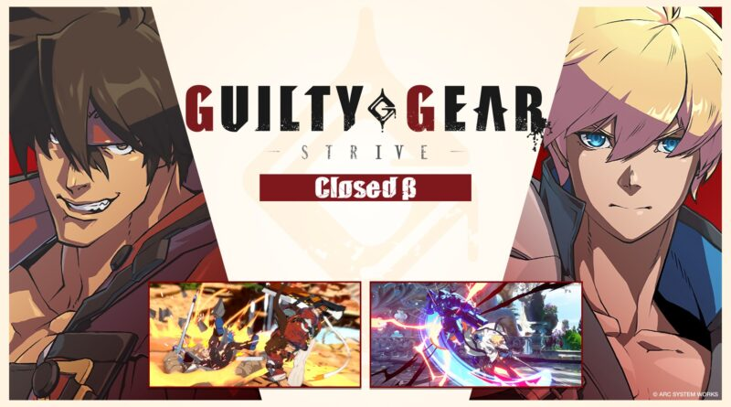 Guilty Gear Strive - Seconda beta aperta in arrivo