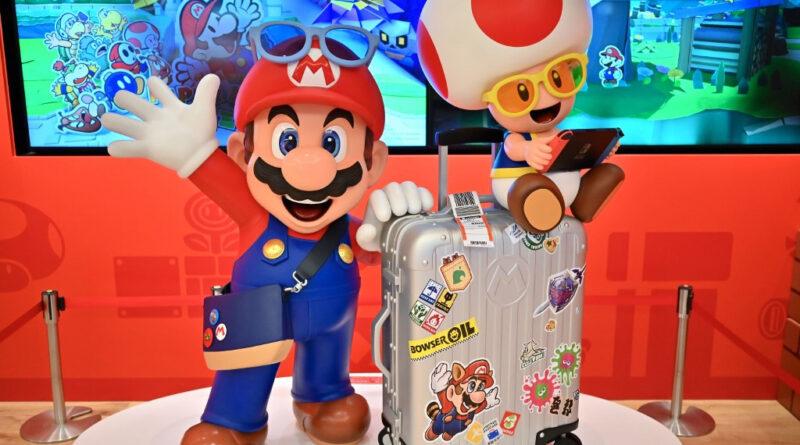 Super Mario 3D All-Stars rivenduto a prezzi folli