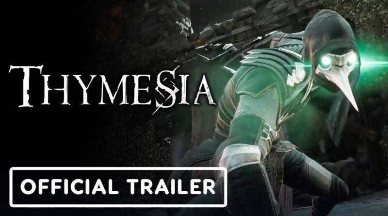 Thymesia - il nuovo gioco di OverBorder Studio ispirato a Bloodborne.