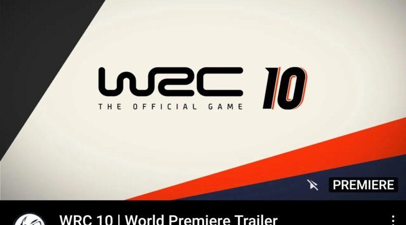 WRC 10 verra presentato domani!