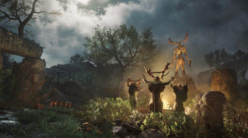 Assassin's Creed Valhalla: L'ira dei druidi, rilasciate alcune immagini.