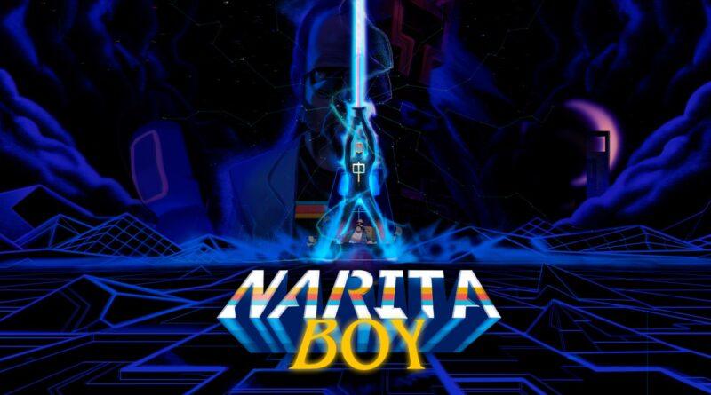 <h2 class='entry-title'>NARITA BOY – Recensione un fantastico tuffo negli '80.</h2><h4 class='entry-subtitle'><span style='color:#808080;font-size:14px;'>UN'AVVENTURA NEI FANTASTICI ANNI '80</span></h4>