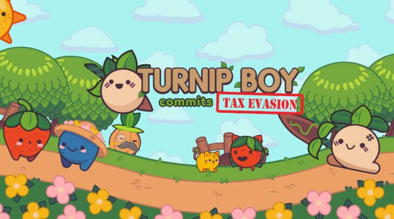 Turnip Boy Commits Tax Evasion (Switch) – Recensione