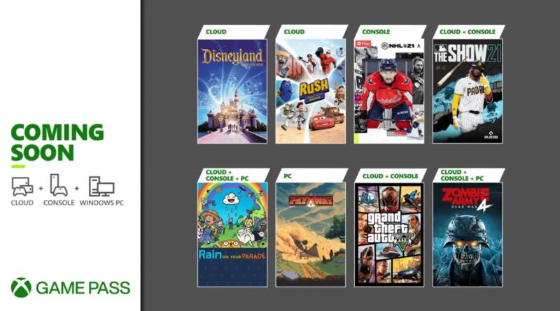 Xbox Game Pass: ecco i titoli in arrivo ad aprile.