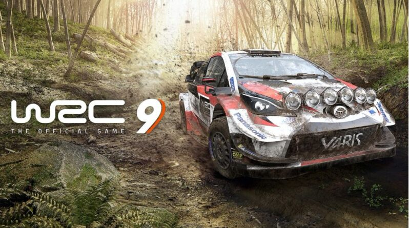 WRC 9 è disponibile da oggi per Nintendo Switch.
