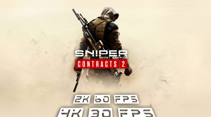 Sniper Ghost Warrior Contracts 2 in 4k/30fps e 2k/60fps per Ps5/Xbox Series X