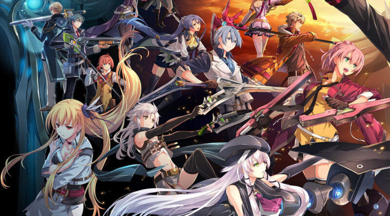 Trails of Cold Steel IV è ora disponibile su Nintendo Switch e PC!