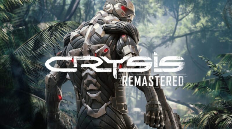 Crysis Remastered: l'aggiornamento aggiunge delle modalità grafiche per PS5 e Xbox Series X/S