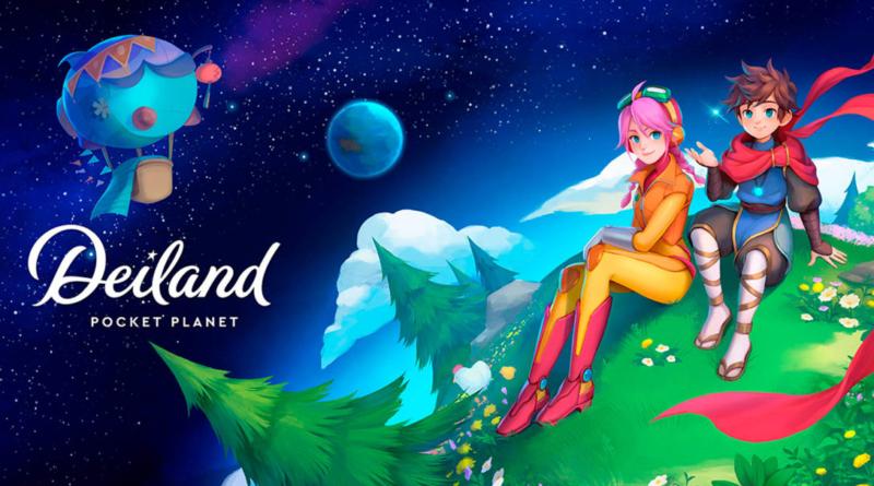 Deiland: Pocket Planet Edition in arrivo su Switch il 15 Aprile
