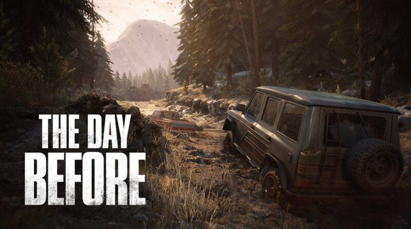The Day Before: sono stati rilasciati 13 minuti di video gameplay