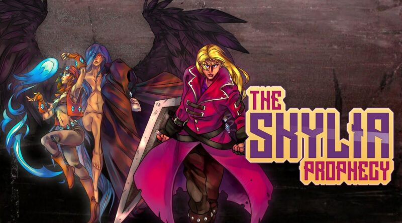 The Skylia Prophecy in arrivo questo mese su Nintendo Switch