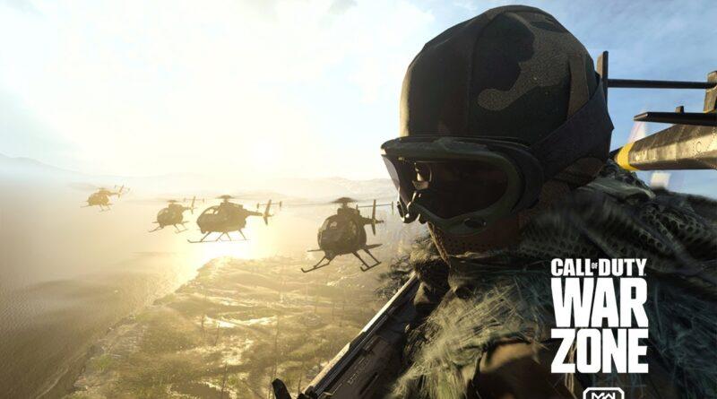 CoD: Warzone comunicazione del Vice Comandante riguardo al Protocollo di Contenimento!