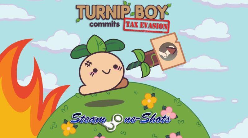 Suggerimenti fiscali GRATUITI da Turnip Boy Commits Tax Evasion (Switch, PC 22 aprile)