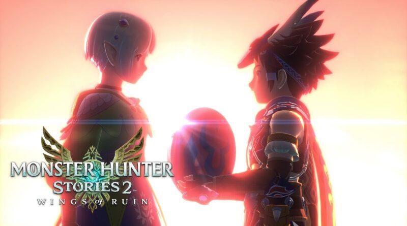 Monster Hunter Stories 2: Wings of Ruin (Ali della Rovina) nuovi dettagli rivelati