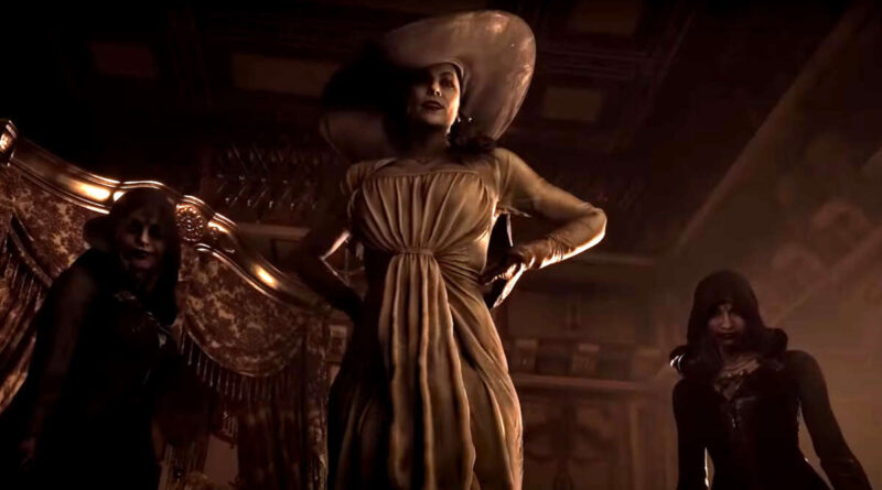 Resident Evil Village: rivelata la mappa e Madre Miranda