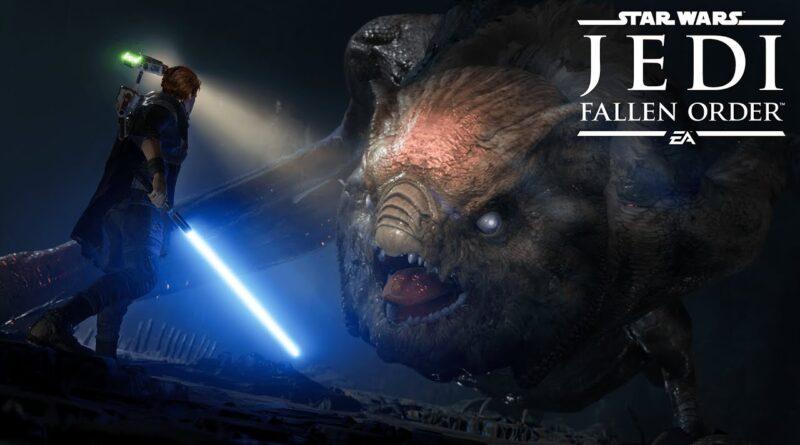 Star Wars Jedi: Fallen Order è stato annunciato per Xbox Series X/S e PS5