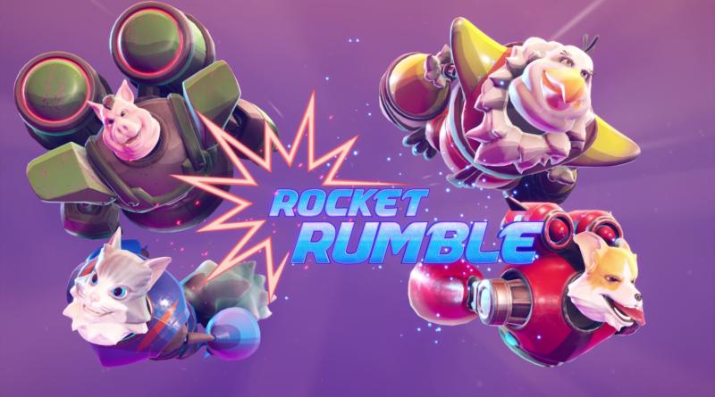 Rocket Rumble: nuovo trailer per una rissa alle feste di corse estive!