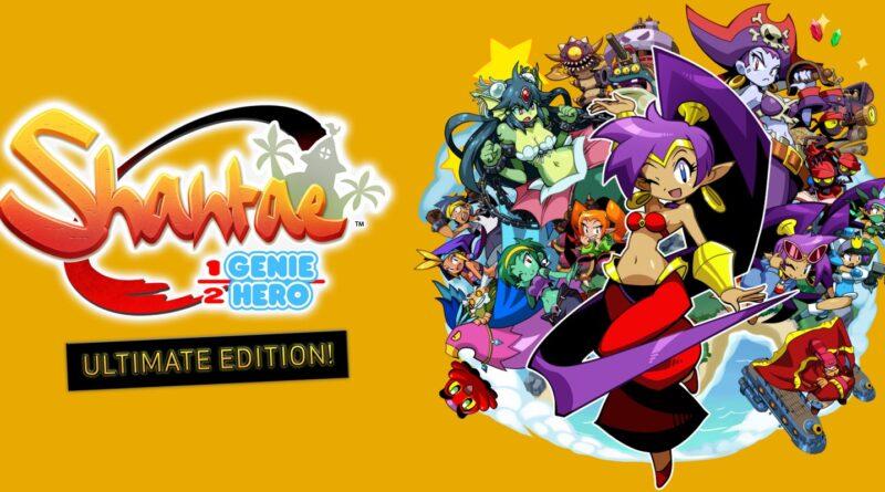 Shantae Half-Genie Hero Ultimate Edition- Recensione