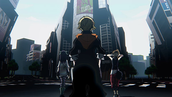 NEO: The World Ends with You, disponibili il filmato d'apertura, e 2 spot pubblicitari giapponesi