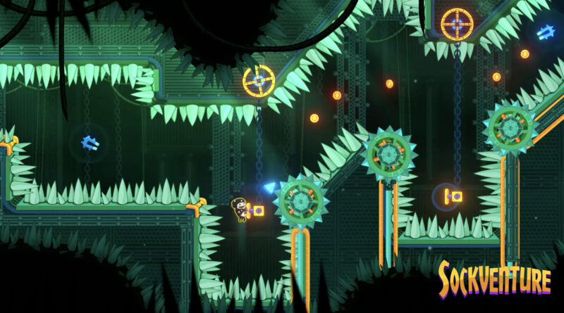 Sockventure: i platform 2D di Nighthouse Games arriverà l'11 maggio