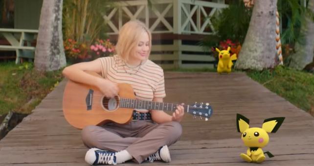 "Katy Perry e i Pokémon – Caricata online la canzone ""Electric""."