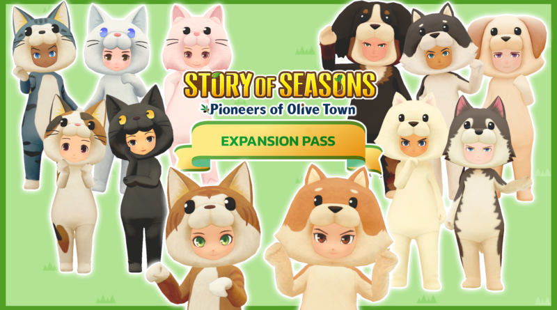 STORY OF SEASONS: Pioneers of Olive Town Il primo contenuto del pass di espansione