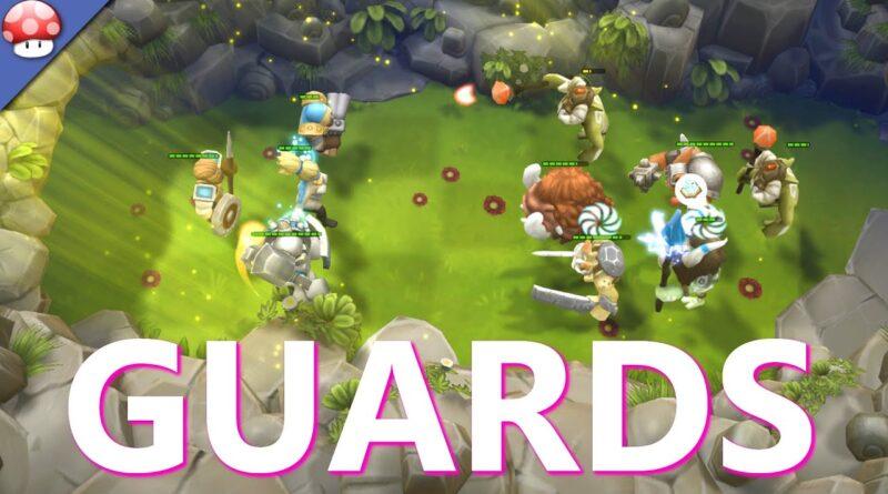 Guards è in arrivo per Nintendo Switch, PlayStation 4, Xbox One il 21 maggio 2021.