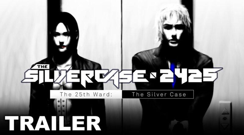The Silver Case 2425 - Il caso Silver Spotlight in arrivo il 6 luglio su Nintendo Switch